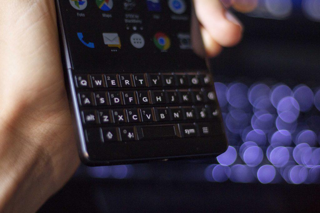 Blackberry Key2 immagine