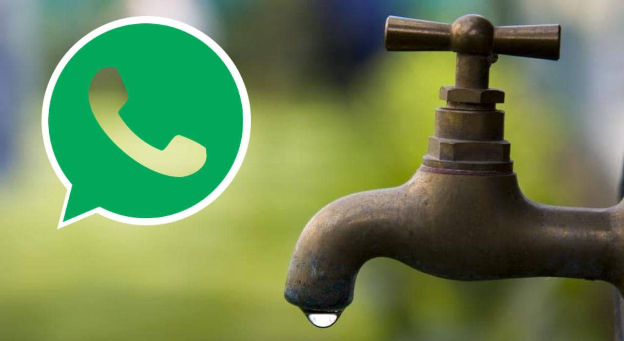 bufala whatsapp acqua potabile