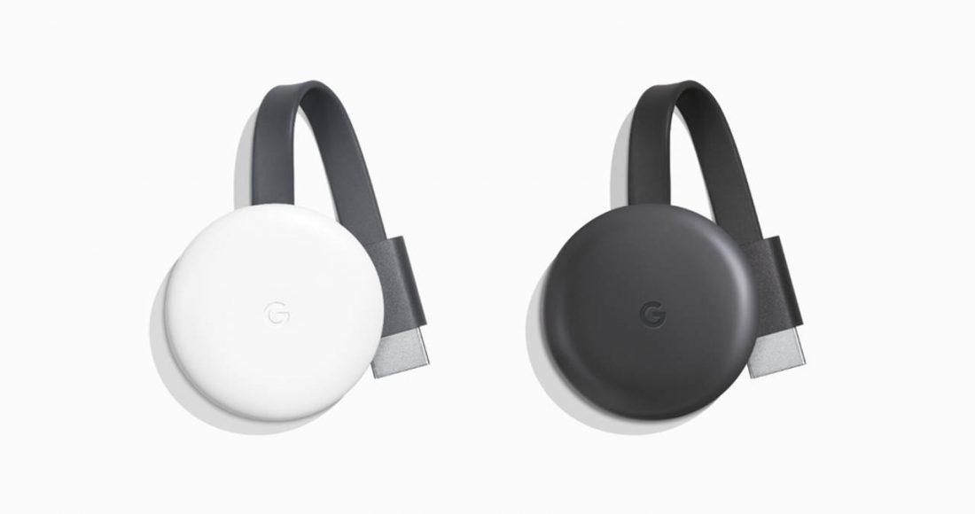 google chromecast 3rd gen 2018