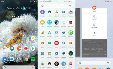 google pixel 3 launcher