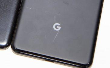 google pixel 3 xl scratchgate