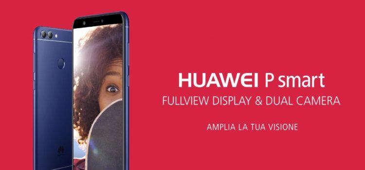 Huawei P Smart Wind