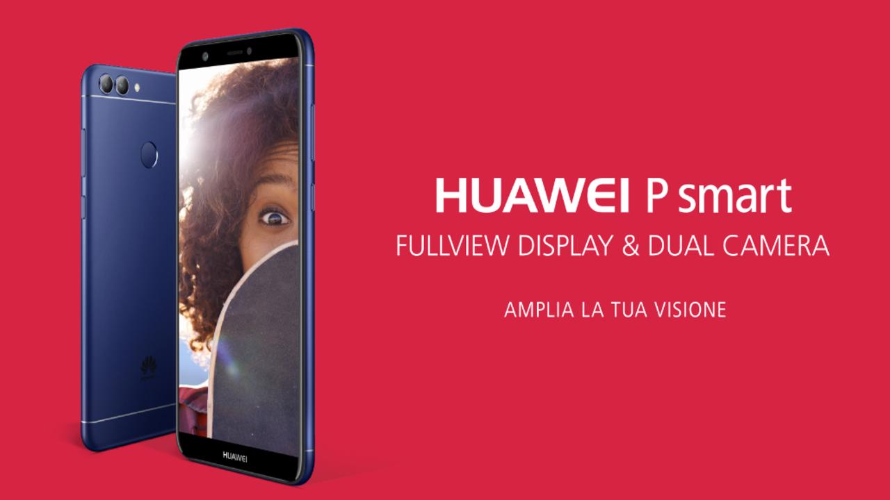 Huawei P Smart Wind