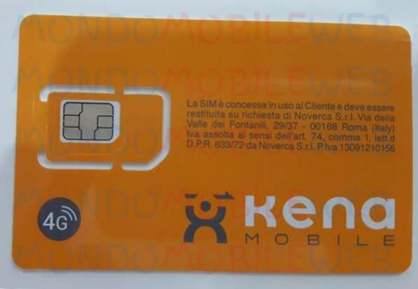 Kena Star 5, l'offerta in 4G dedicata ai clienti iliad