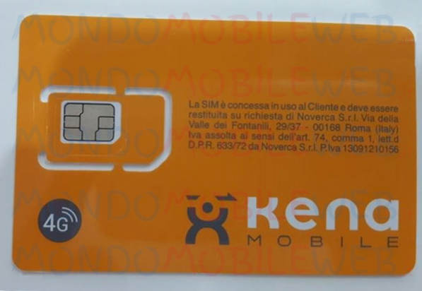 Kena Mobile: Kena Star 5 contro Iliad