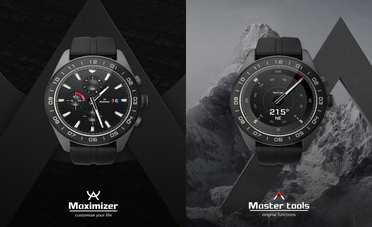 LG Watch W7 copertina