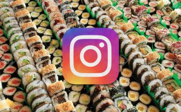 pagare sushi con follower instagram