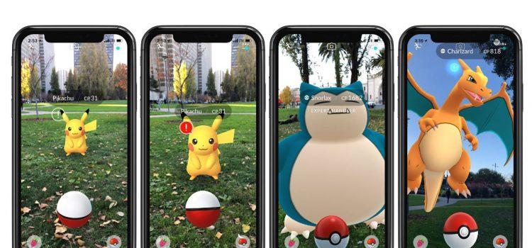 pokemon go ar + android