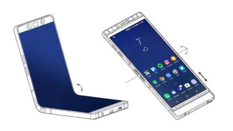 Samsung pieghevole 1