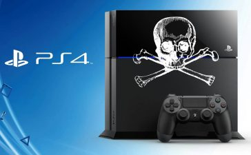 sony playstation 4 modificata