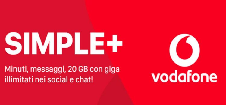 Vodafone Simple+