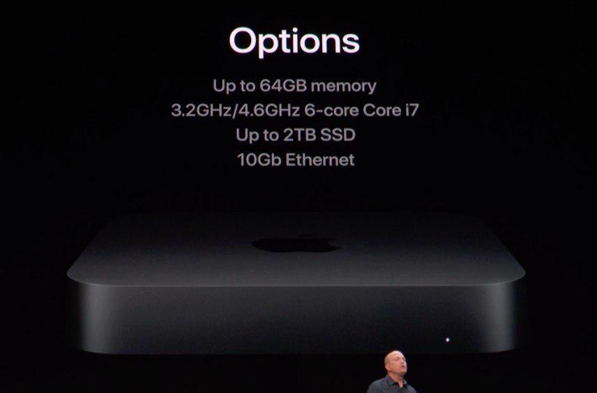 яблоко mac mini 1
