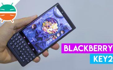 黑莓Key2图片