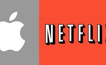 streaming de maçã netflix