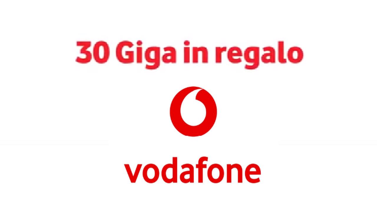 Vodafone 30 Gb In Regalo Per 6 O 12 Mesi Ad Utenti Selezionati