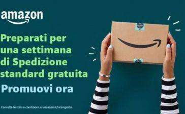 Amazon RICEVIGRATIS