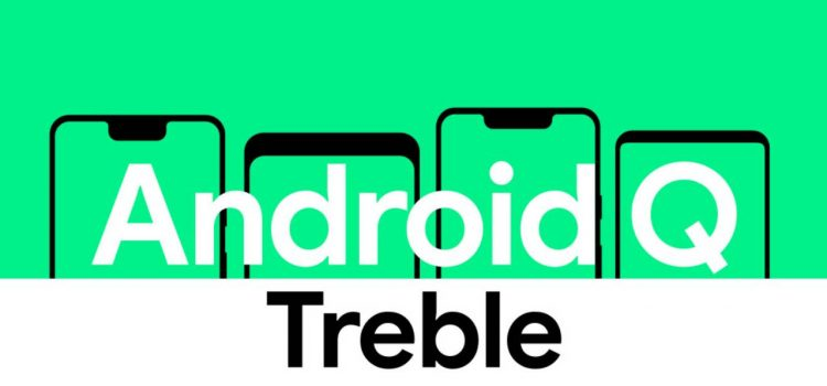 android q project treble