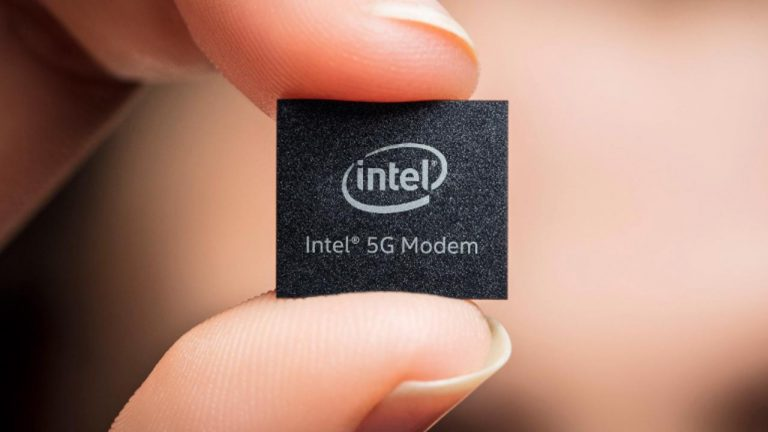 Apple Intel 5G