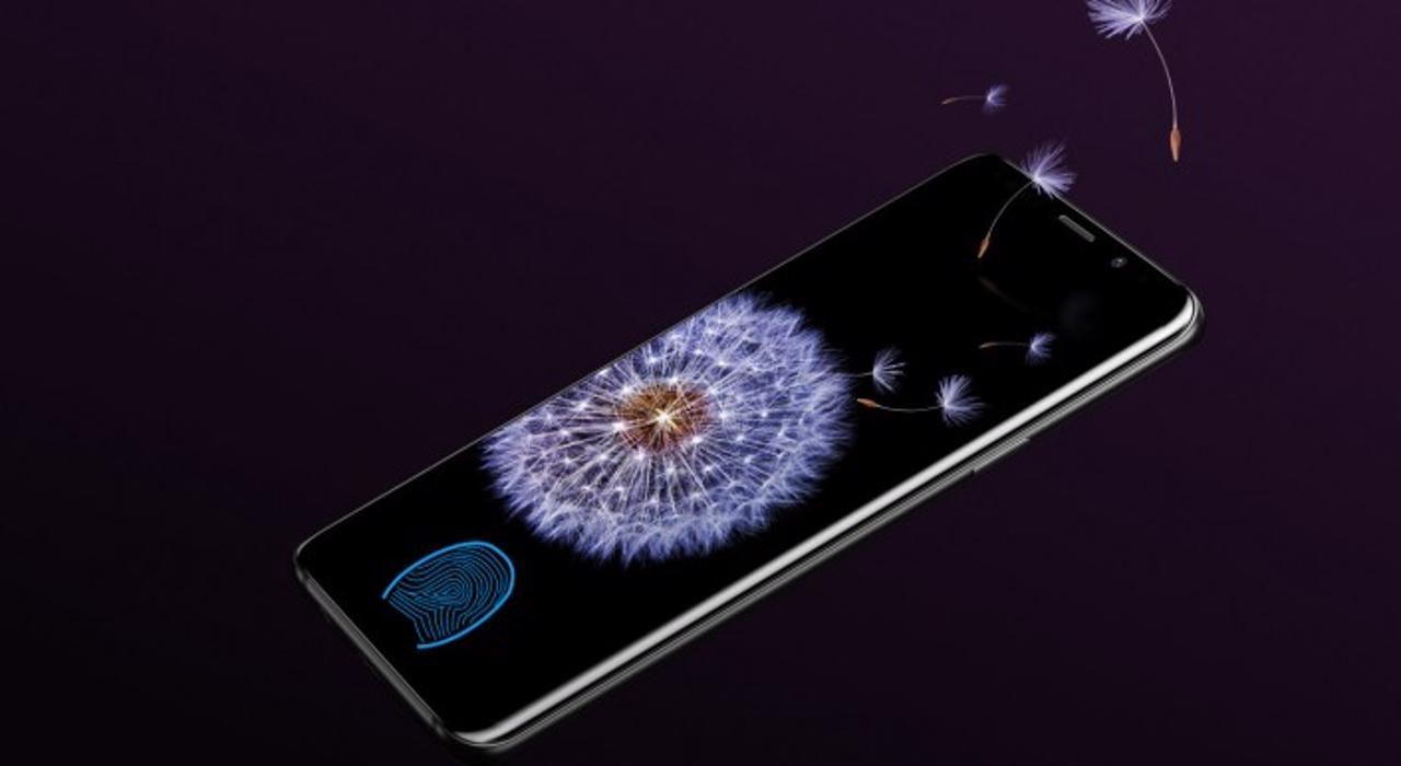 Samsung Galaxy S10 fingerprint