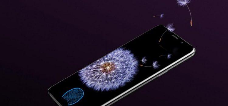 Samsung Galaxy S10 huella digital