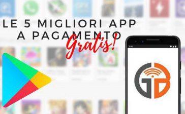 Betaalde app