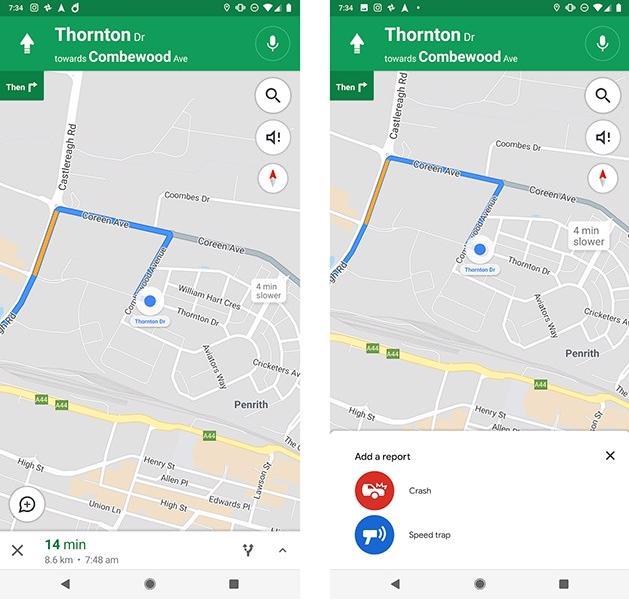 google maps traffico 1
