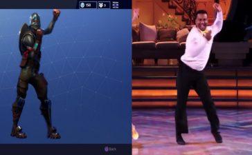 fortnite carlton dance