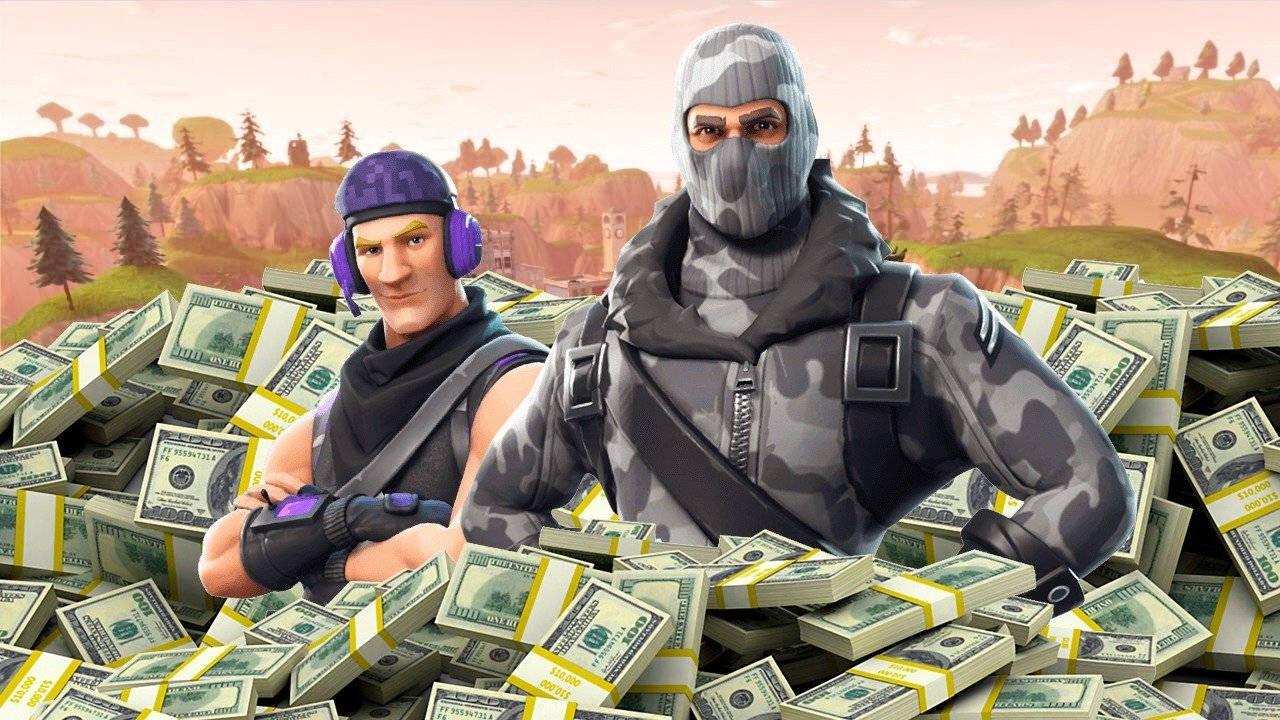 Ninja, lo streamer di Fortnite, ha incassato 10 milioni di dollari nel 2018