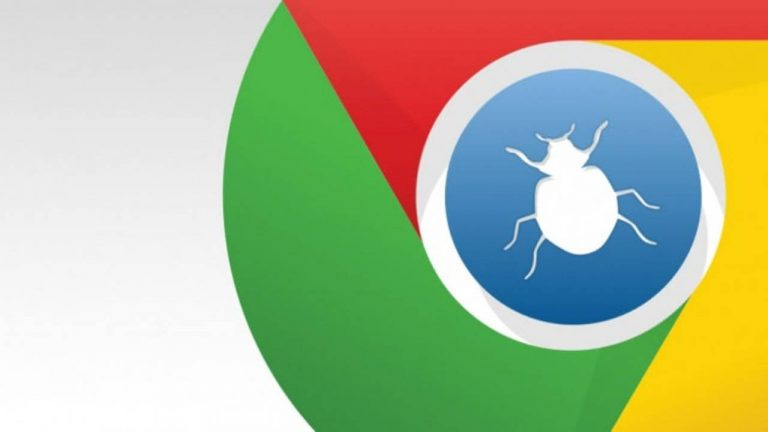 google chrome bug