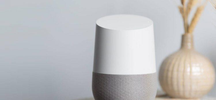 google home routine