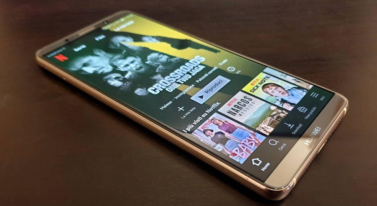 netflix android smartphone