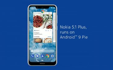nokia 5.1 plus android 9.0 pie
