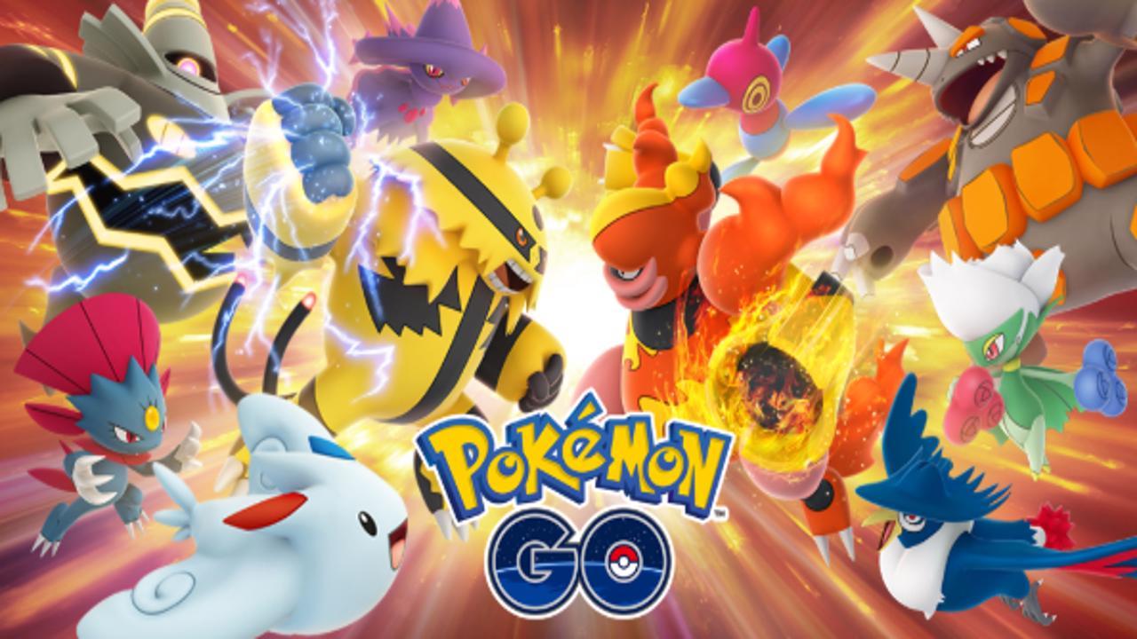 Pokémon GO PvP 1