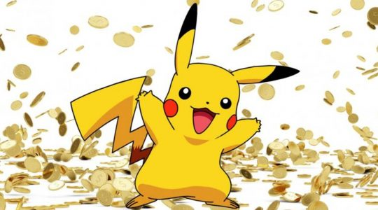 pokemon go incassi pikachu