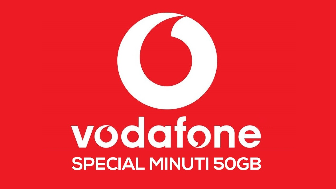 Vodafone Minutos Especiales 50 gb