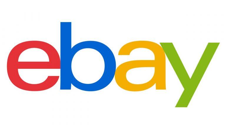 eBay Logo Banner