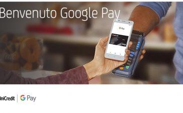 google pay unicredit