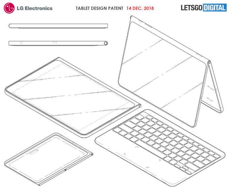 tableta lg