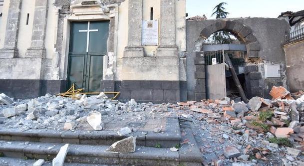 terremoto catania