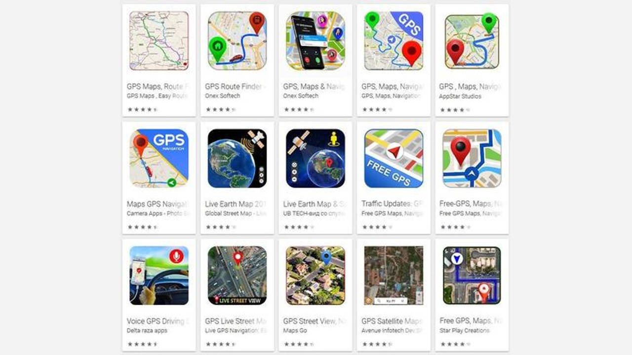 app android fake gps