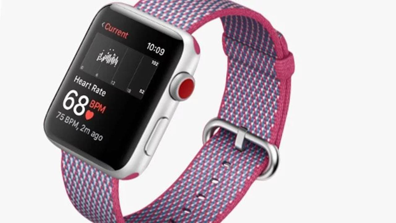 ataque al corazón de Apple Watch