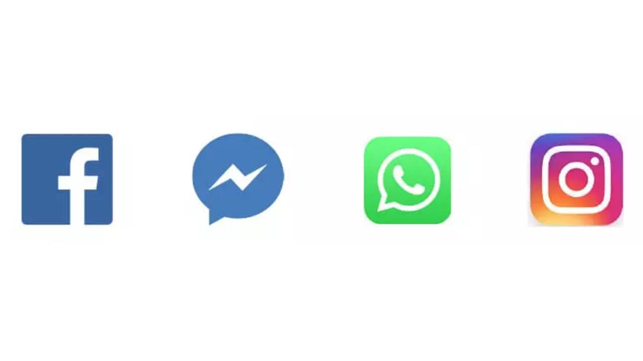 Whatsapp de Facebook Messenger Instagram