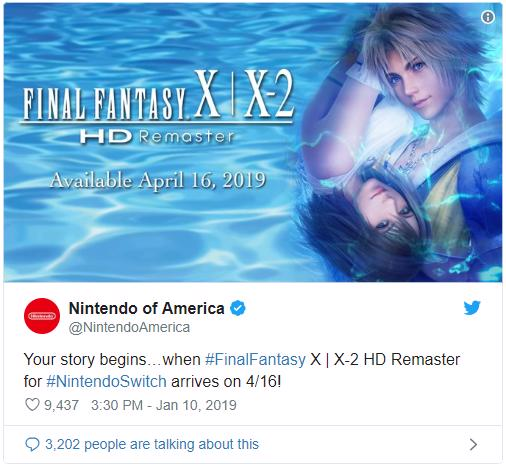 final fantasy twitter