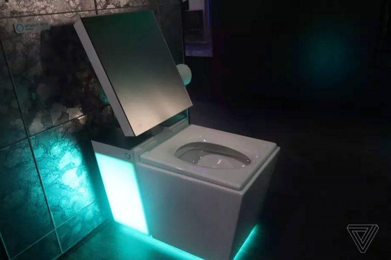 banheiro inteligente