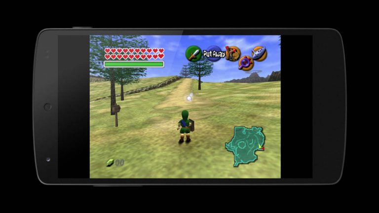 megan64 emulatore