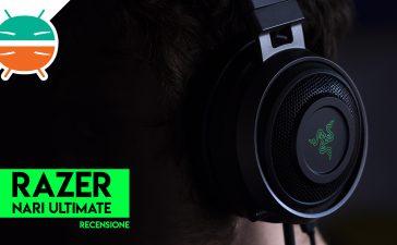 Razer nari Ultimate - copertina