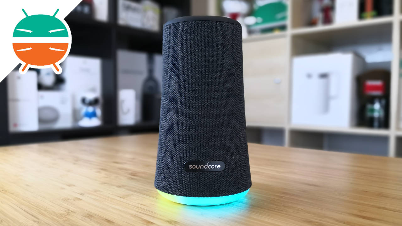 review anker soundcore flare +