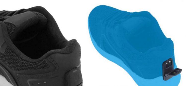 Samsung zapatillas inteligentes