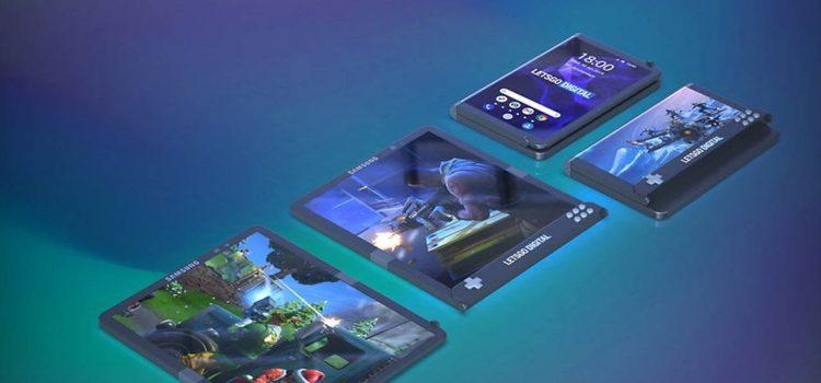 samsung smartphone pieghevole gaming