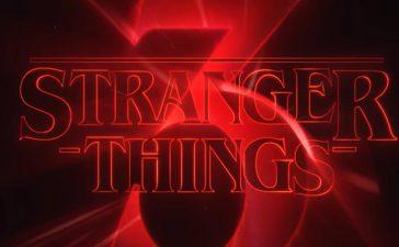 Coisas estranhas 3 Netflix